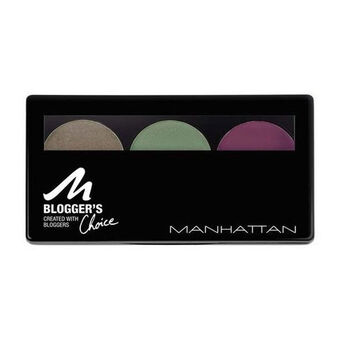 Manhattan Bloggers Choice Eyeshadow Trio, , large