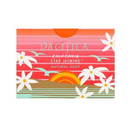 Pacifica California Star Jasmine Natural Soap 170g, , large