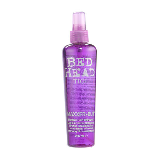 Tigi Bed Head Maxxed Out Hairspray 236ml, , large