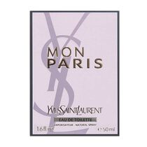 YSL Mon Paris Eau De Toilette 50ml, , large