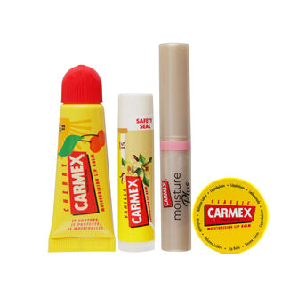 Carmex Keep Carm & Carry Bag 4 Pieces Gift Set, , large