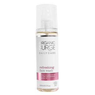 Organic Surge Refreshing Face Wash 200ml, , large
