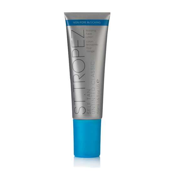 St Tropez Self Tan Untinted Bronzing Face Lotion 50ml, , large