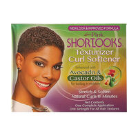 Luster Shortlooks Texturizer Curl Softener Kit 1App, , large