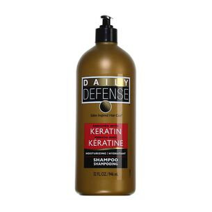 Daily Defense Keratin Enriched Shampoo 946ml, , large