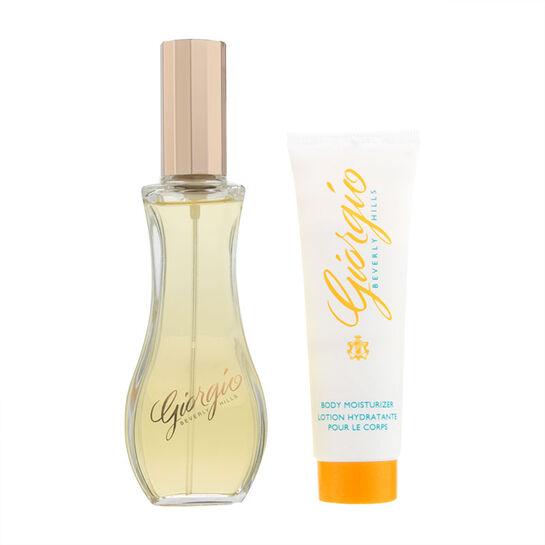 Giorgio Beverly Hills Giorgio Yellow Gift Set 90ml, , large