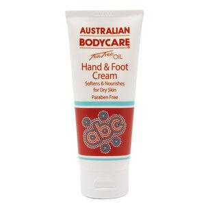 Australian BodyCare Hand and Foot Cream 100ml, , large