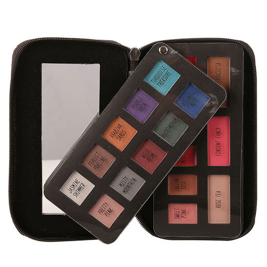 Technic Colour Chip Face Palette Gift Set, , large