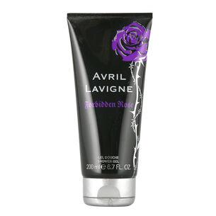 Avril Lavigne Forbidden Rose Shower Gel 200ml, , large