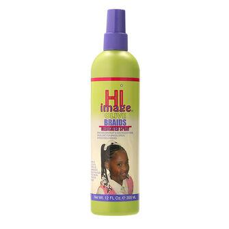 Hi Image Olive Oil Braid Medicated Spray 355ml, , large