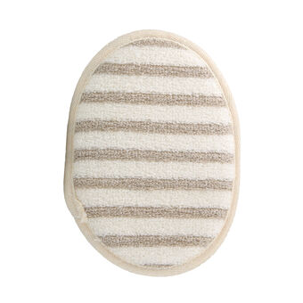 Opal Crafts Striped Exfoliating Hand Pad, , large