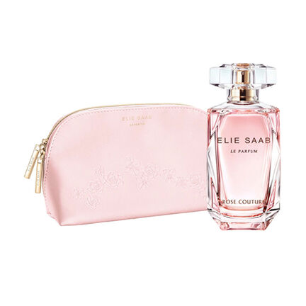 Elie Saab Le Parfum Rose Couture 90m EDT Spray With Gift, , large