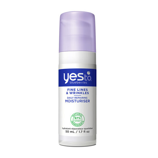 Yes To Blueberries Daily Repairing Moisturiser 50ml, , large