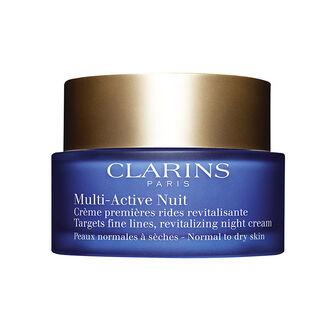 Clarins Multi Active Nuit Revitalizing Night Cream 50ml, , large