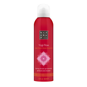 Rituals Yogi Flow Foaming Shower Gel 200ml, , large