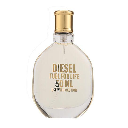 diesel fuel for life for her eau de parfum spray 50ml. Black Bedroom Furniture Sets. Home Design Ideas
