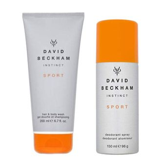 Beckham Instinct Sport Gift Set 150ml, , large