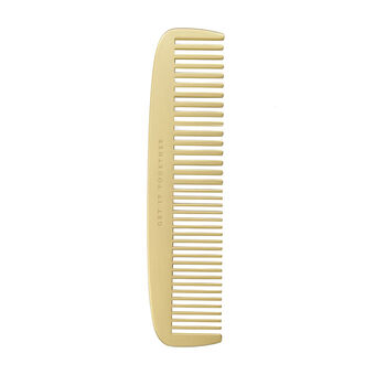 Men's Society Get It Together Brass Plated Comb, , large