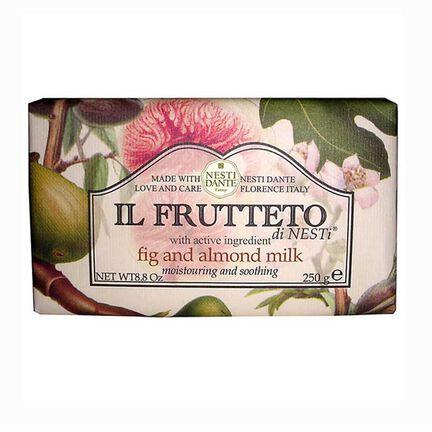 Nesti Dante Ill Fruetto Fig and Almond Milk Soap 250g, , large