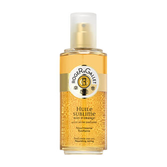 Roger & Gallet Huile Sublime Or Dry Oil Spray 100ml, , large