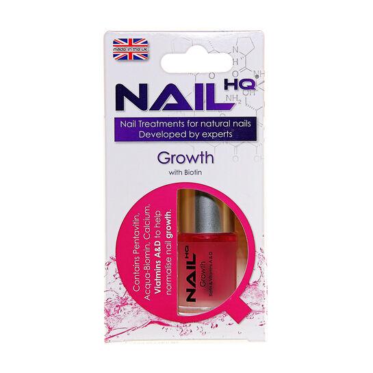 Nail HQ Nail Growth, , large