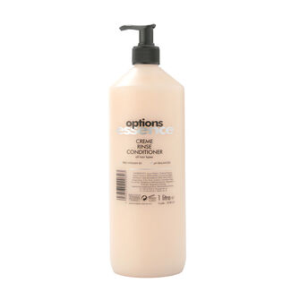 Options Essence Creme Rinse Conditioner All Hair Type 1000ml, , large