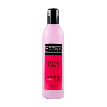 Active Cosmetics Nailcare System Nail Polish Remover 250ml, , large