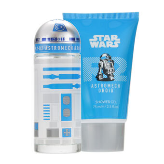 Disney R2D2 Astromech Droid Eau de Toilette Gift Set 50ml, , large