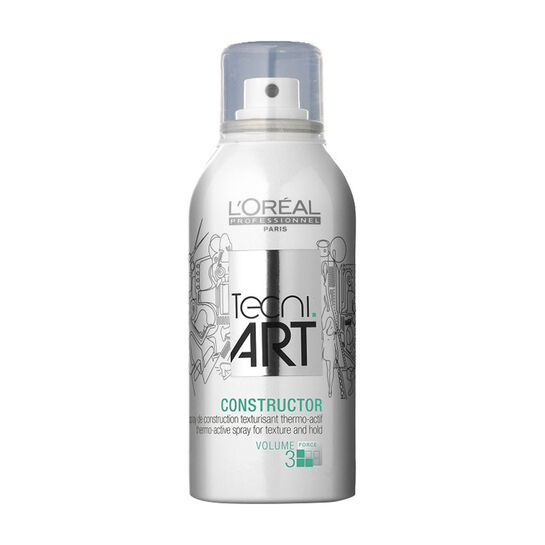 L'Oréal Tecni Art Thermo Actif Constructor 150ml, , large