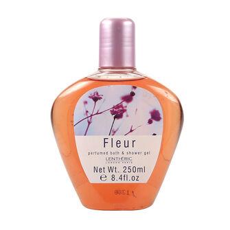Lentheric Fleur Bath And Shower Gel 250ml, , large