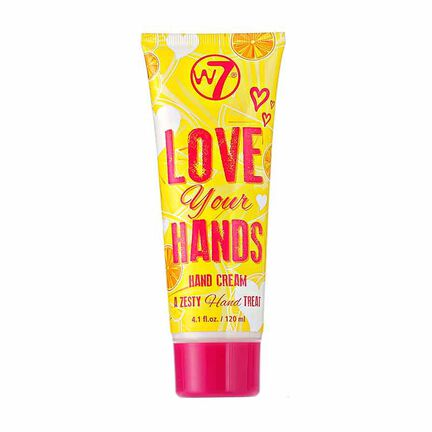 W7 Love Your Hands Hand Cream 120ml, , large