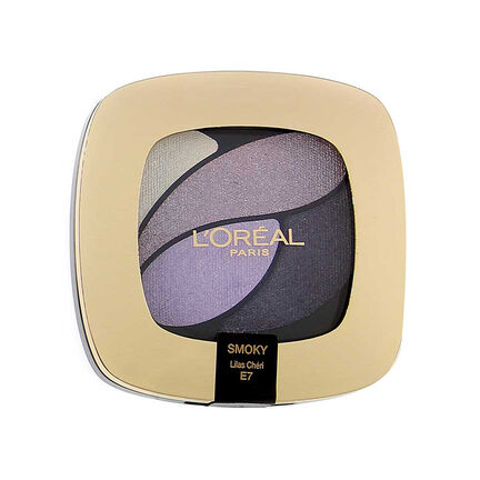 L'Oréal Color Riche Eyeshadow Quad, , large