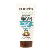 Inecto Naturals Argan Hand & Nail Cream 75ml, , large