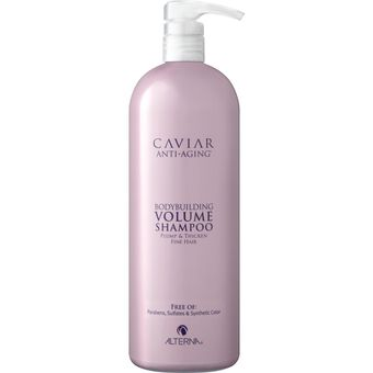 Alterna Caviar Anti Aging Bodybuilding Shampoo 1000ml, , large
