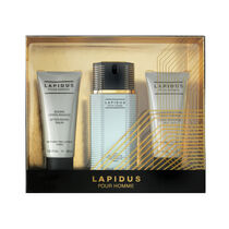 Ted Lapidus Men's Gift Set 3 x 100ml, , large