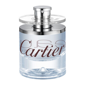 Cartier Eau de Cartier Vetiver Bleu EDT Natural Spray, , large