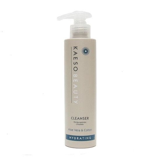 Kaeso Beauty Hydrating Cleanser Aloe Vera And Cotton 195ml, , large