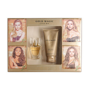 Little Mix Gold Magic EDP 30ml 75ml Gift Set, , large