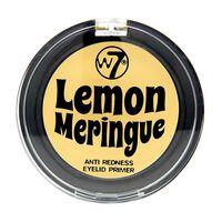 W7 Lemon Meringue Anti Redness Eyelid Primer, , large