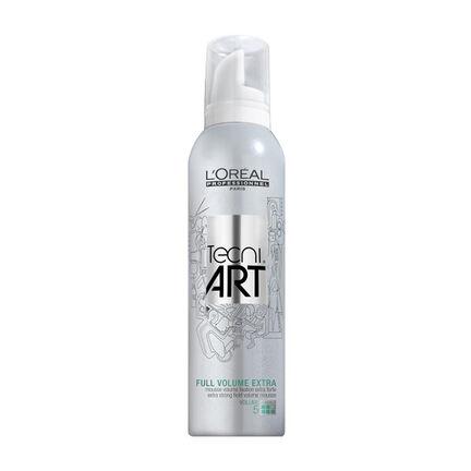 L'Oréal Tecni Art Full Volume Extra Mousse Force 5  250ml, , large