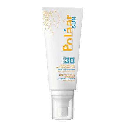Polaar Sun High Protection Sun Spray SPF 30 100ml, , large