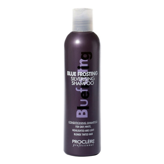 Proclere Blue Frosting Silverising Shampoo 250ml, , large