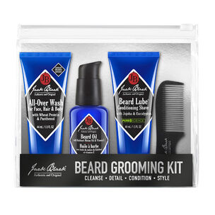 Jack Black Beard Grooming Kit, , large