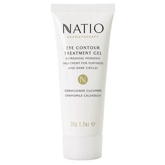 Natio Aromatherapy Eye Contour Treatment Gel 35g, , large