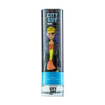 Laurelle Parfums City Guy Vegas Eau de Toilette Spray 100ml, 100ml, large