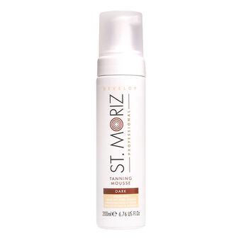 St Moriz Professional Tanning Mousse Dark 200ml, , large