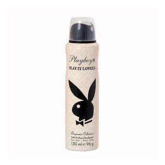 Playboy PLay It Lovely Body Spray 150ml, , large