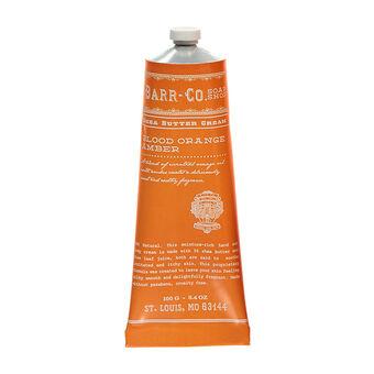 Barr-Co Blood Orange Amber Soap Shop Hand Cream 100g, , large