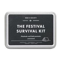 Men's Society Festival Survival Kit, , large