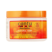 Cantu Coconut Curling Cream 340g, , large